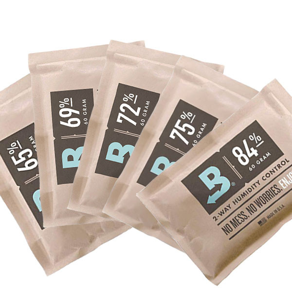 Boveda 60 Gram Packs Mardo Cigars
