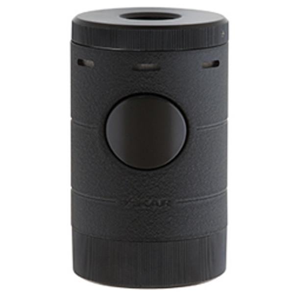XIKAR Volta Quad Tabletop Lighter Black Mardocigars.com