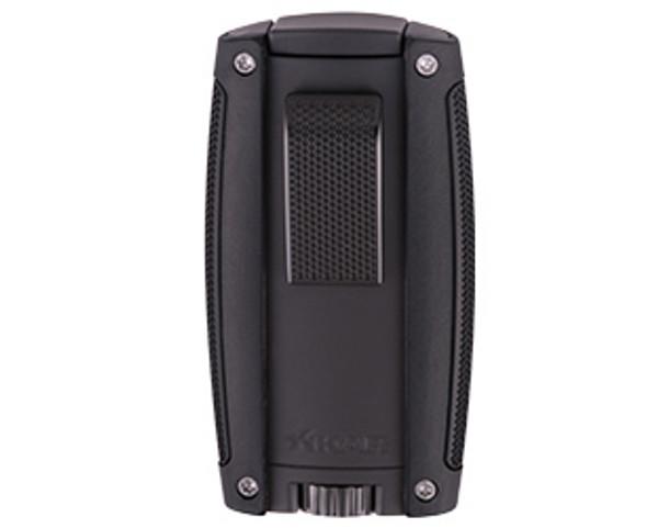 XIKAR Turismo Lighter Matte Black Mardocigars.com