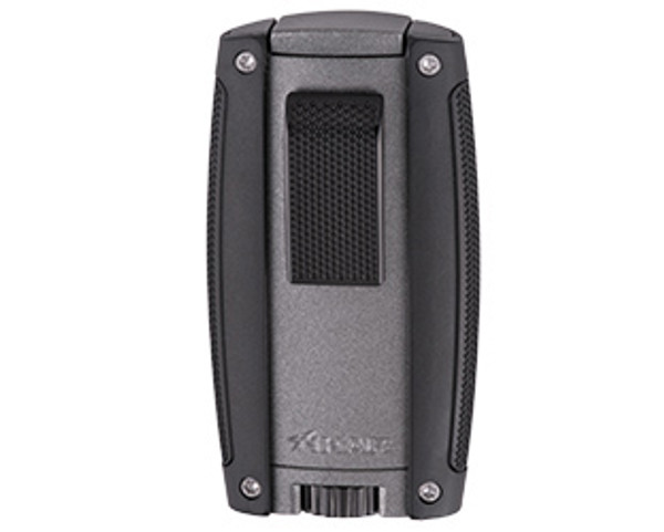 XIKAR Turismo Lighter Matte Grey Mardocigars.com