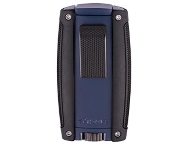 XIKAR Turismo Lighter Matte Blue Mardocigars.com