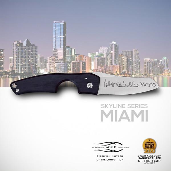 Les Fines Lames - Le Petit Wood Ebony Miami 9B54DFF6 Mardocigars.com