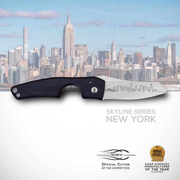Les Fines Lames - Le Petit Wood Ebony New york AF62EE29 Mardocigars.com