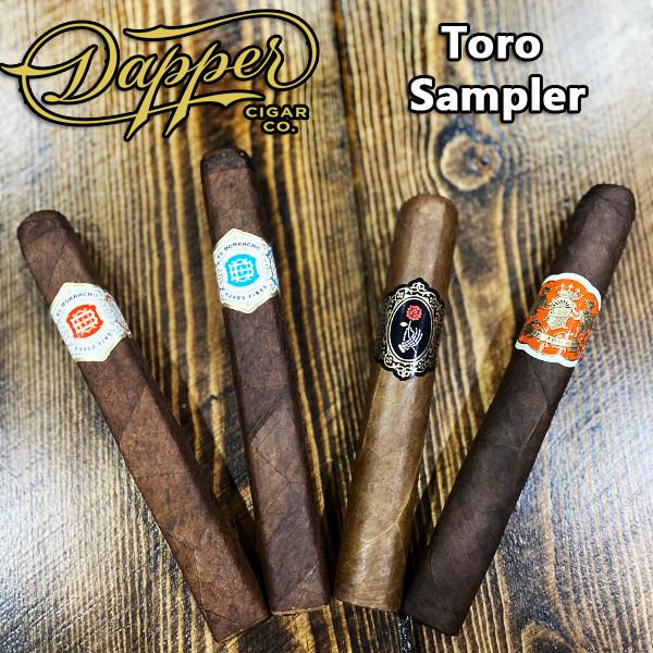 Dapper Cigars - Toro Sampler MardoCigars.com