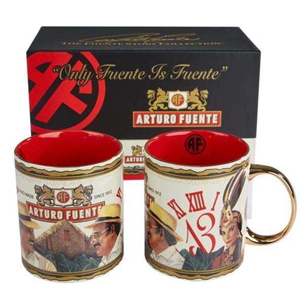 Arturo Fuente Coffee Mugs mardocigars.com