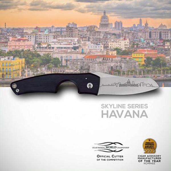Les Fines Lames - Le Petit Wood Ebony Havana Mardocigars.com