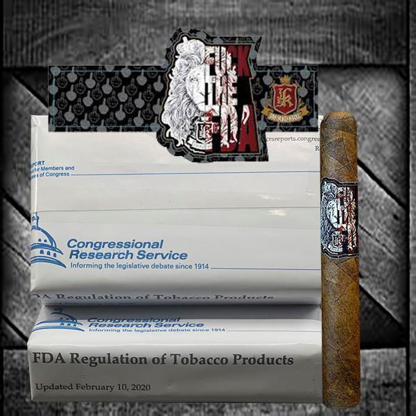 JSK - F*ck the FDA mardocigars.com