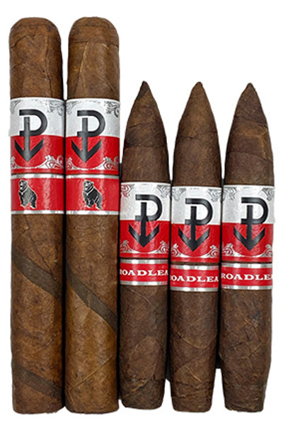 War Bear & Broadleaf Sampler mardocigars.com