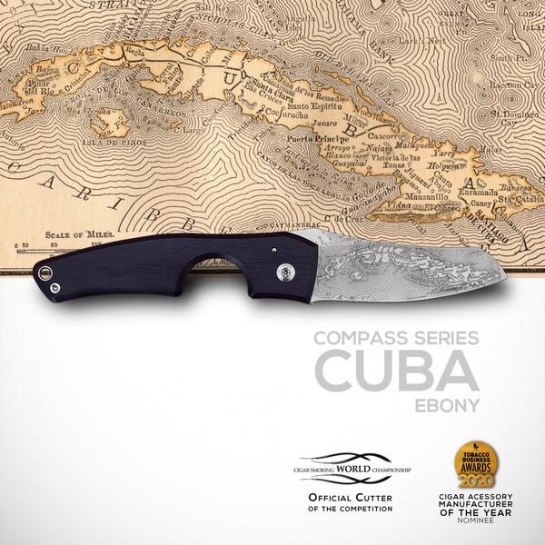 Les Fines Lames - Le Petit Compass Cuba Ebony mardocigars.com