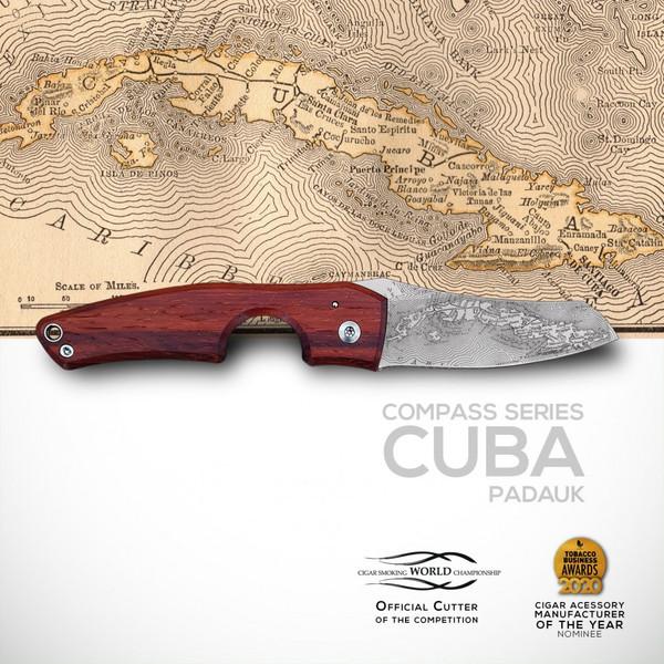 Les Fines Lames - Le Petit Compass Cuba Paduk mardocigars.com