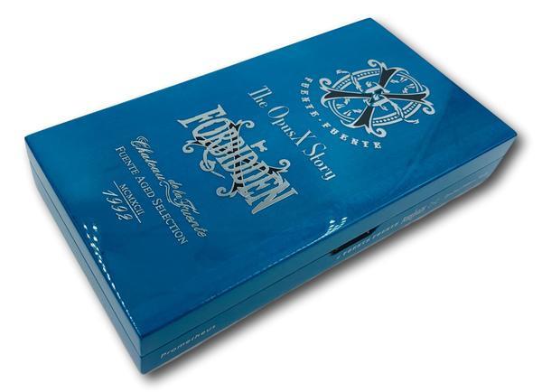 Opus X Story Blue mardocigars.com