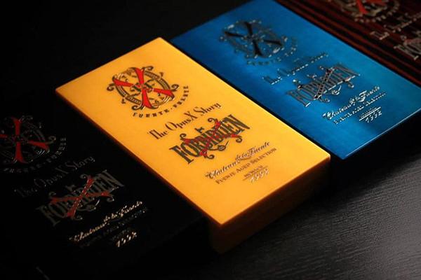 Opus X Story Yellow mardocigars.com