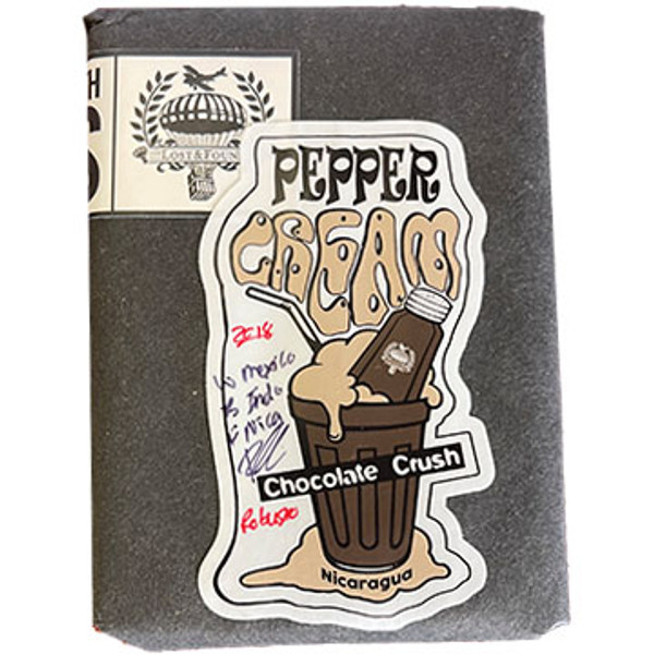 Lost & Found - Pepper Cream Chocolate Crush MardoCigars.com