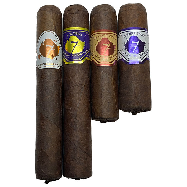 El Septimo - Diamond Collection Sampler mardocigars.com