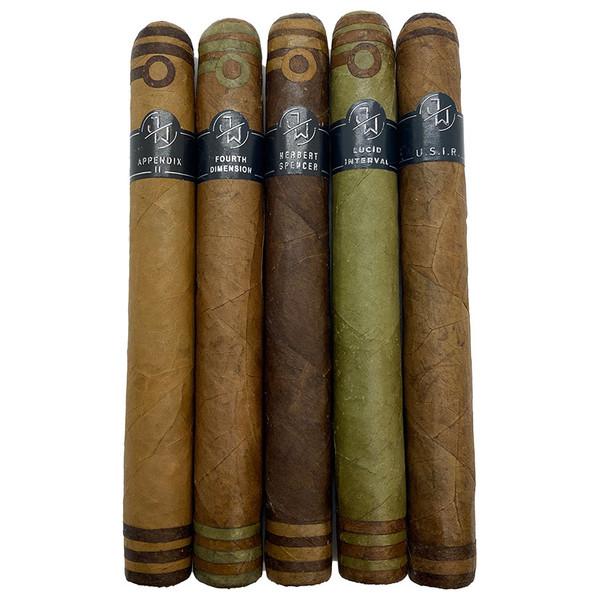 Jake Wyatt Cigars Corona Sampler mardocigars.com