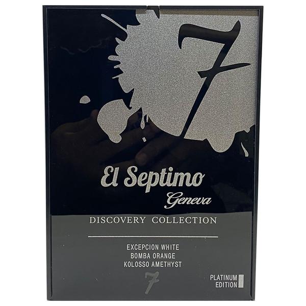 El Septimo - Discovery Platinum Collection mardocigars.com