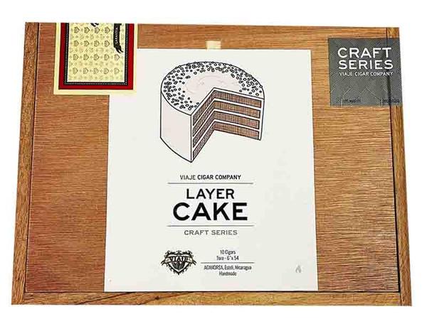 Viaje - Layer Cake mardocigars.com