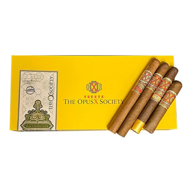 Opus X Glencairn Snifter & Cigars mardocigars.com