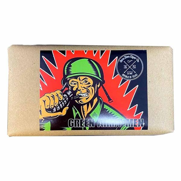 Ezra Zion-Green Army Men 2021 Ltd. mardocigars.com