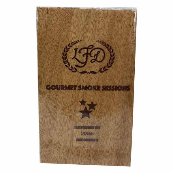 LFD Gourmet Smoke Sessions  mardocigars.com