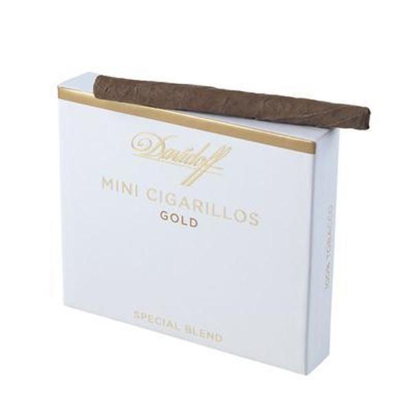 Davidoff Mini Cigarillos Gold mardocigars.com