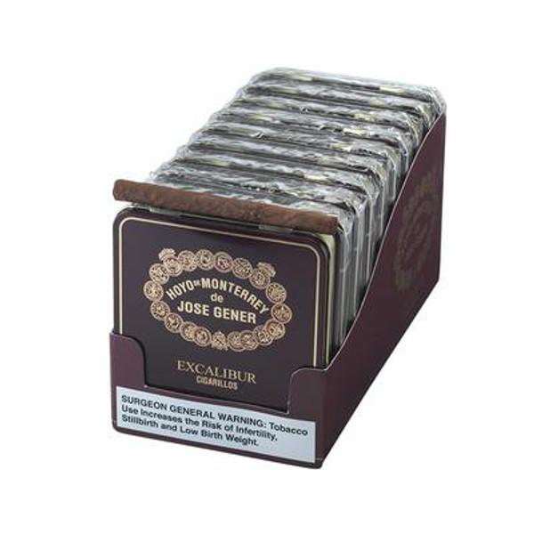 Hoyo de Monterrey Excalibur Cigarillos mardocigars.com