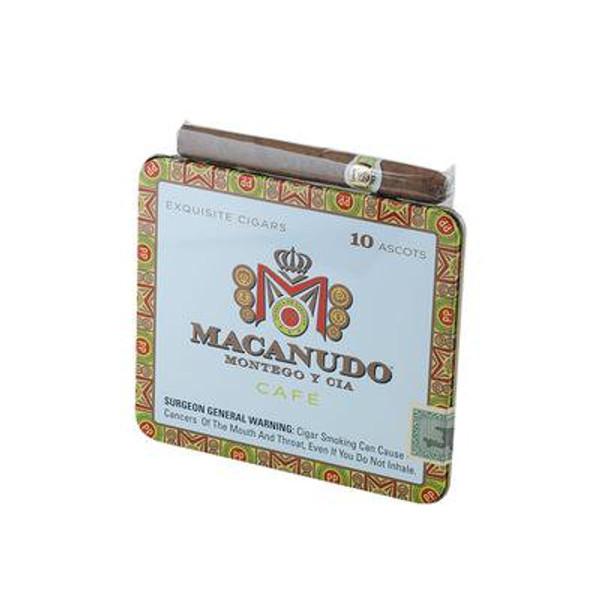 Macanudo Ascots MardoCigars.com