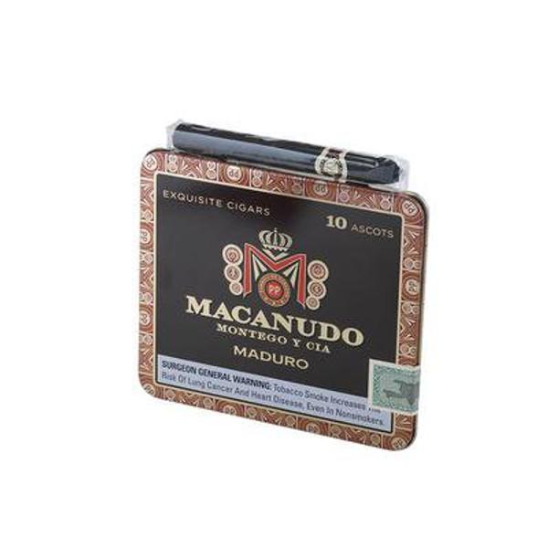 Macanudo Ascots Maduro mardocigars.com