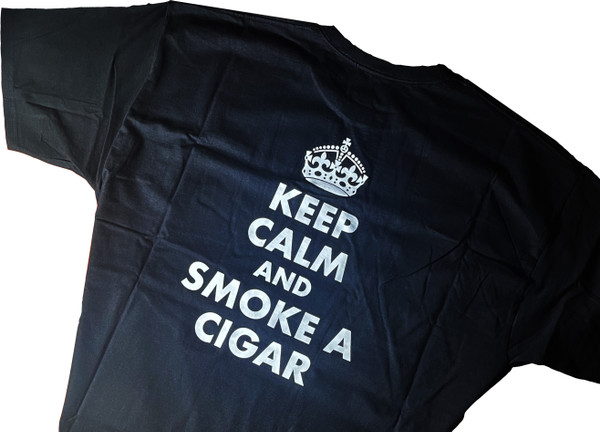 Mardo Keep Calm T-Shirt mardocigars.com