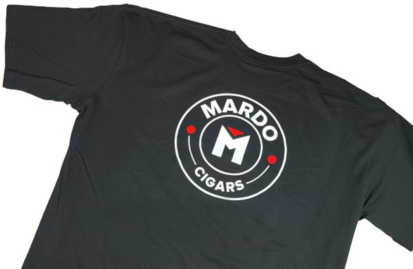 Mardo Round Logo T-Shirt mardocigars.com