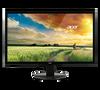 """Acer 23.6"""" K242HQL Monitor (UM.UX2SG.C01), Full HD (1920 x 1080)"""