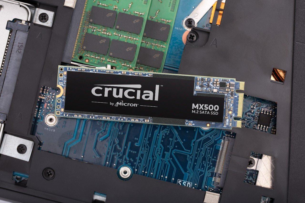 Crucial MX500 250GB 3D NAND SATA M 2 Type 2280SS Internal SSD -  CT250MX500SSD4