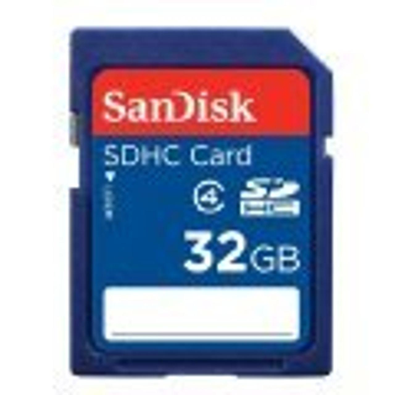 SD & SDHC Cards