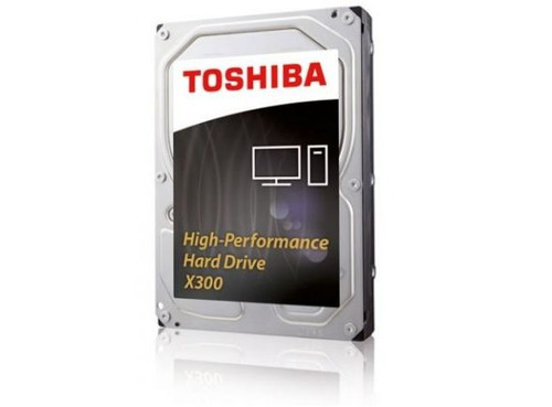 "Toshiba X300 3.5"" 7200 RPM HDD 64MB Buffer Size"