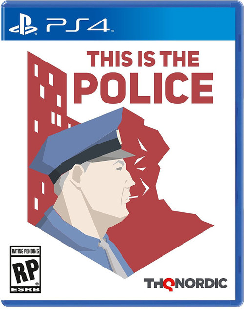 This Is the Police - PS4 Game