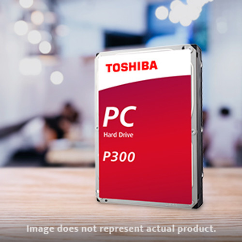 Toshiba P300 Desktop 3.5 Inch SATA 6Gb/s 7200rpm Internal Hard Drive -2 years warranty