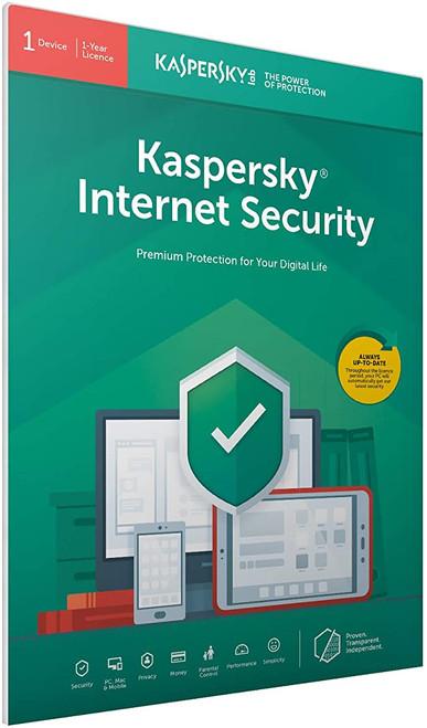 Kaspersky Internet security DVD 2 Users 1 Year