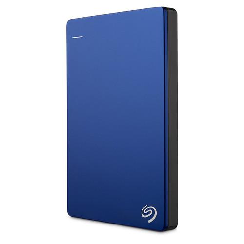 Seagate Backup Plus Slim 2TB Portable External Hard Drive USB 3.0, Blue (STDR2000102)