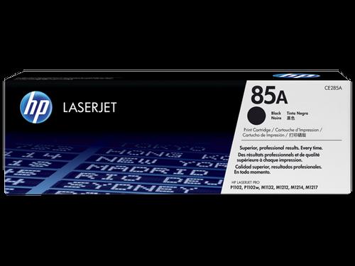 HP 85A Black Original LaserJet Toner Cartridge (CE285A)
