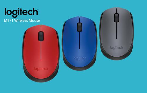 Logitech M171 Wireless Mouse
