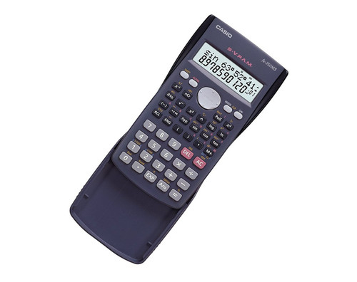 Casio Fx-350ms Display Scientific Calculations Calculator with 240 Functions