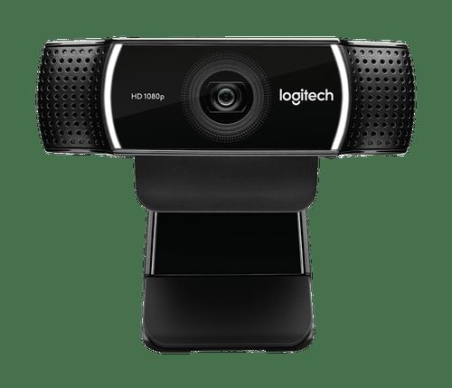 Logitech C922 Pro Stream Webcam (960-001088) - 1 Year Warranty