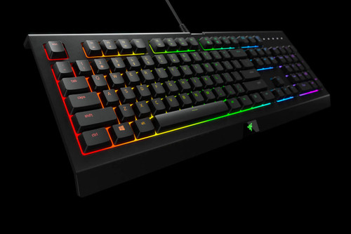 Razer Cynosa Chroma – Multi-color RGB Gaming keyboard – Individually Backlit Keys – Spill-Resistant Durable Design