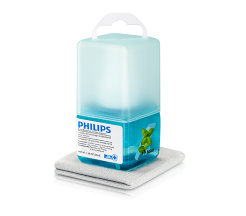 Philips Anti-Bacterial Screen Cleaner- Mint ( SVC1117M/10)