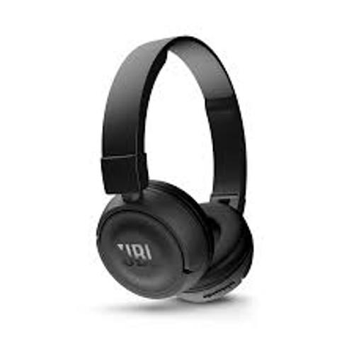 JBL T450BT Pure Bass Wireless On-Ear Headphones with Mic