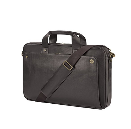 HP  17.3'' Executive Brown Leather Top Load (P6N24AA)
