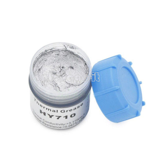 HY710 20g Silver Compound Thermal Grease Paste For CPU GPU Chipset Cooling