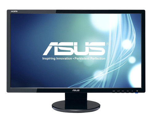 "ASUS VE248H 24"" Full HD 1920x1080  HDMI DVI VGA Back-lit LED Monitor ( 3 Months Warranty)"