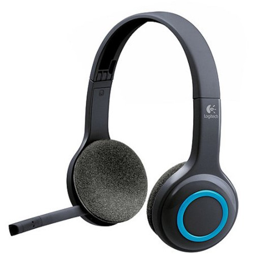 Logitech Wireless Headset H600 Over-The-Head Design