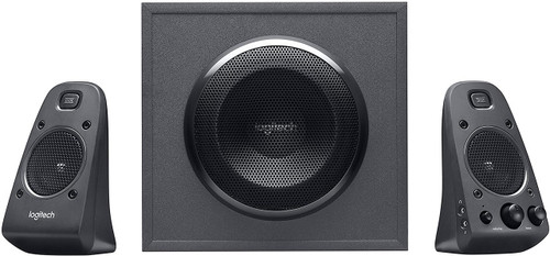 Logitech Powerful THX Sound 2.1 Speaker System for TVs, Game Consoles and Computers Z625